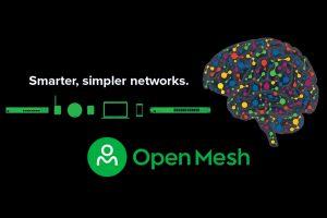 WiFi cloud Open Mesh