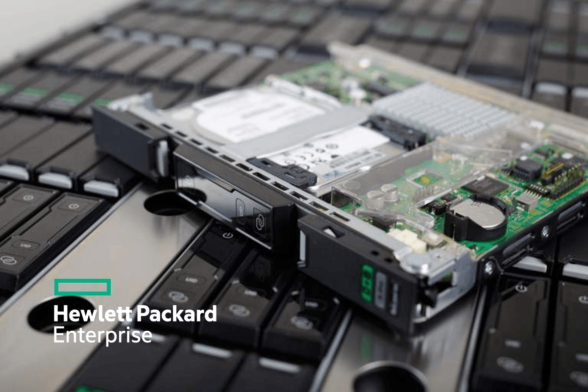Server Hewlett Packard Enterprise